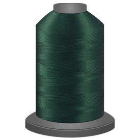 Glide Polyester Thread - Totem Green (60350) - King Spool (5000m/5468yd)