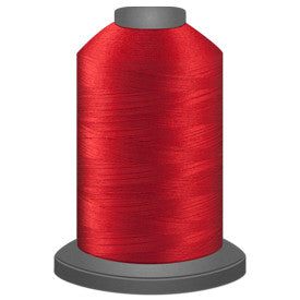 Glide Polyester Thread - Cardinal (70001) - King Spool (5000m/5468yd)