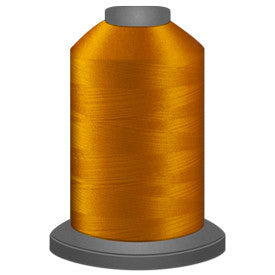 Glide Polyester Thread - Marigold (80130) - King Spool (5000m/5468yd)