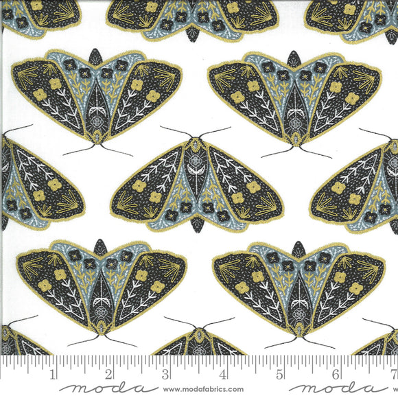Ivory Sky (48311 29) - Dwell In Possibility by Gingiber for Moda Fabrics - $19.99/m