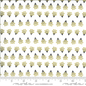 Ivory (48314 19M) - Dwell In Possibility by Gingiber for Moda Fabrics - $19.99/m