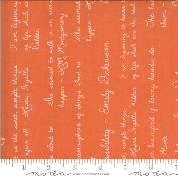Poppy (48315 11) - Dwell In Possibility by Gingiber for Moda Fabric - $19.99/m
