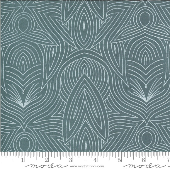 Sky (48316 16) - Dwell In Possibility by Gingiber for Moda Fabrics - $19.99/m