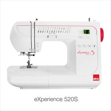 SALE - Elna Experience 520S Sewing Machine