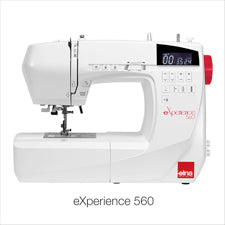 Elna Experience 560 Computerized Sewing Machine - Arrives Late October/ Early November - CLICK TO JOIN THE WAITING LIST