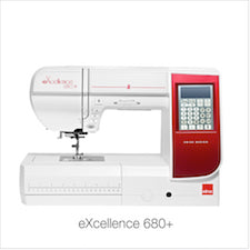 SALE - Elna Excellence 680+ Sewing Machine - Arrives Late December/ Early January - CLICK TO JOIN THE WAITING LIST