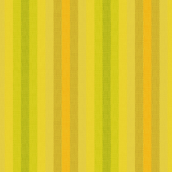 Sunshine Stripe - Kaleidoscope Stripe and Plaid by Alison Glass for Andover Fabrics