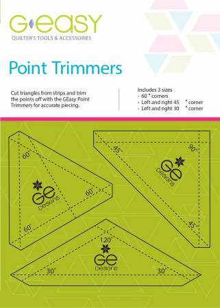 G-Easy Point Trimmers by Gudrun Erla for GE Designs