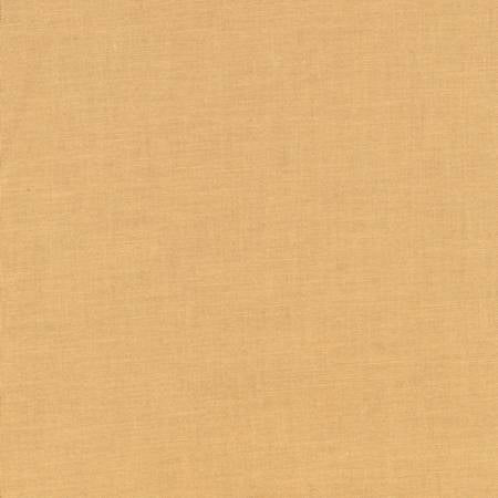 Wheat - Kona Cotton Solids by Robert Kaufman