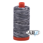 Aurifil Cotton Mako Thread - Graphite (4665) - Large Spool (1300m/1422yd) - BUY 2 SPOOLS for $26.99 and Save $3.00