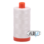 Aurifil Cotton Mako Thread - Sea Biscuit (6722) - Large Spool (1300m/1422yd) - BUY 2 SPOOLS for $26.99 and Save $3.00