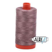 Aurifil Cotton Mako Thread - Tiramisu (6731) - Large Spool (1300m/1422yd) - BUY 2 SPOOLS for $26.99 and Save $3.00
