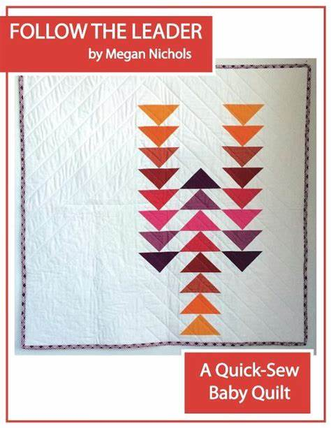 Follow The Leader Pattern by A Quick Sew