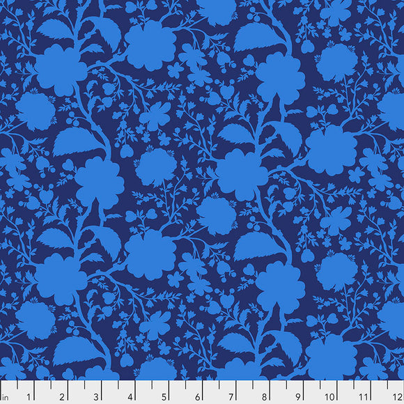 Anemone Wildflower - Tula's True Colors by Tula Pink for Free Spirit Fabrics