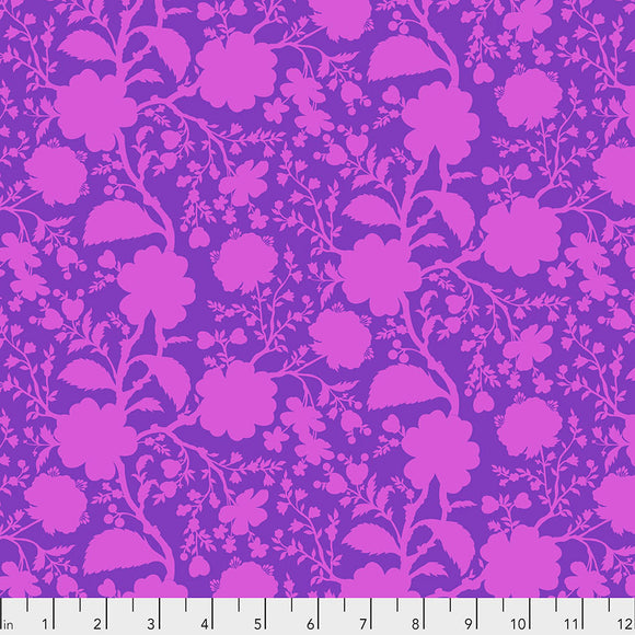 Dahlia Wildflower - Tula's True Colors by Tula Pink for Free Spirit Fabrics