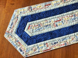 Roundabout Placemats and Table Runners by Highway 10 Designs