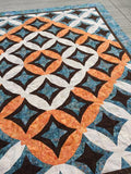 Stellar Quilt Pattern by Highway 10 Designs