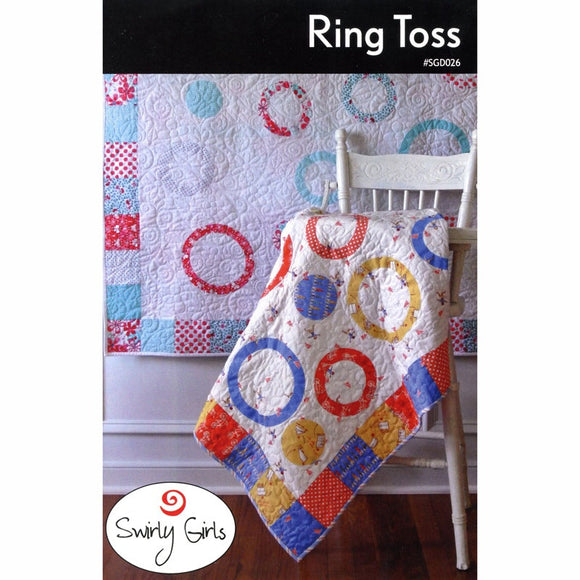 Ring Toss Pattern by Swirly Girls