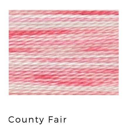 County Fair - Acorn Premium Hand-Dyed 8 wt Hand Stitching Thread - 20 yds