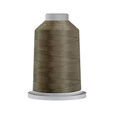 Glide Polyester Thread - German Granite (10401) - King Spool (5000m/5468yd)