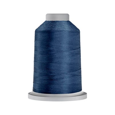 Glide Polyester Thread - Royal (30661) - King Spool (5000m/5468yd)