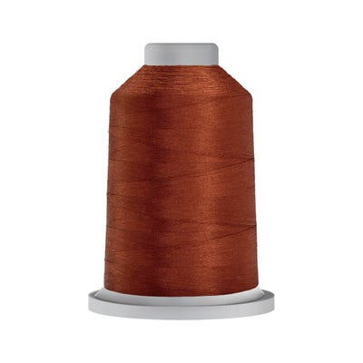 Glide Polyester Thread - Rust (50174) - King Spool (5000m/54638yd)