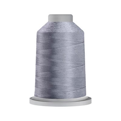 Glide Polyester Thread - Silver (10536) - King Spool (5000m/5468yd)