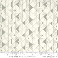 Flax (5133-12) - Smoke and Rust by Lella's Boutique for Moda Fabrics - $19.99/m ($18.45/yd)