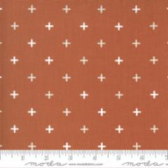 Rust (5135-16) - Smoke and Rust by Lella's Boutique for Moda Fabrics - $19.99/m ($18.45/yd)