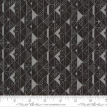 Soot (5133-15) - Smoke and Rust by Lella's Boutique for Moda Fabrics - $19.99/m ($18.45/yd)