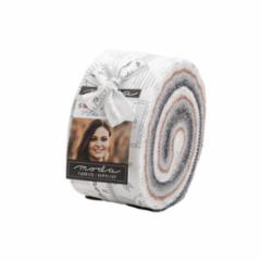 Jelly Roll (JR5130) - Smoke and Rust by Lella's Boutique for Moda Fabrics