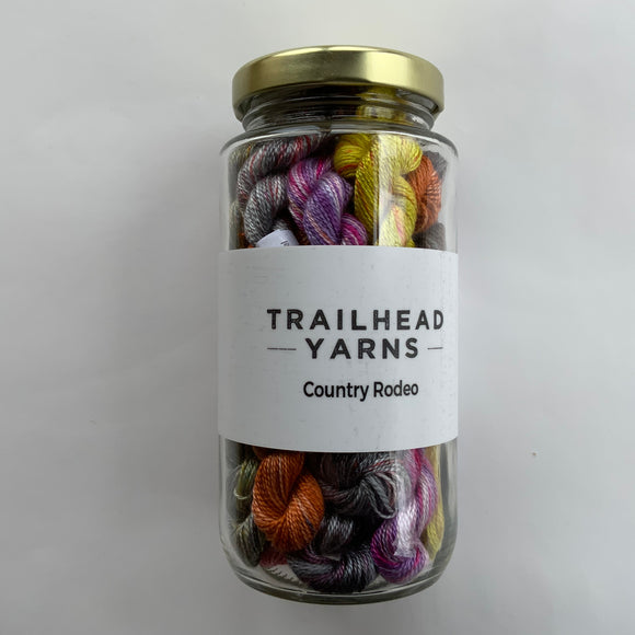 Country Rodeo Collection - Acorn Threads by Trailhead Yarns