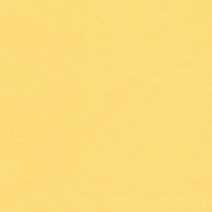 Kona Cotton Solids Lemon