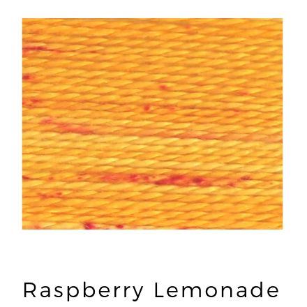 Raspberry Lemonade - Acorn Premium Hand-Dyed 8 wt Hand Stitching Thread - 20 yds