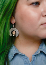 Load image into Gallery viewer, ethical-mexican-fire-opal-earrings