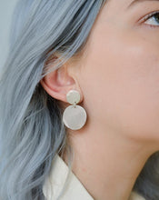 Load image into Gallery viewer, Retrograde Earrings | Recycled Sterling Silver