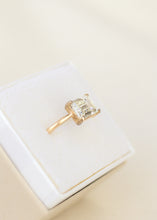 Load image into Gallery viewer, Custom Diamond Engagement Ring | Recycled 14k Gold