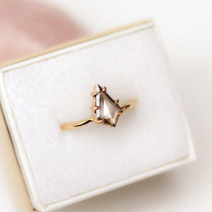 Shelob Diamond Ring | Recycled 14k Gold