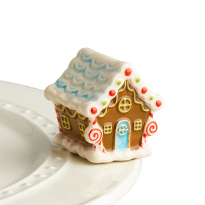 Candyland Lane (gingerbread house) Mini