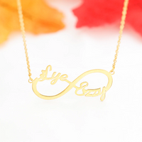 Top Trendy infinity Pendant Necklace Names - Zorbba