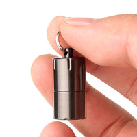 Lighter Key Chain Capsule - Zorbba