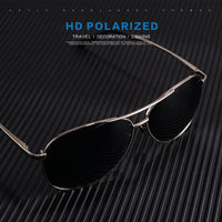 Best 2020 Sunglasses for Men Classic &  Polarized Aviation Frame - Zorbba