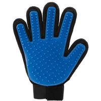 Hair removal and pet massage brush gloves - Zorbba