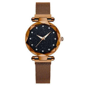 Magnetic Fashionable Sky Watch - Zorbba