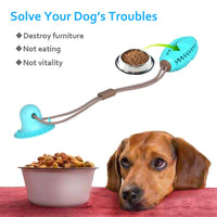 Dogs Chewy Suction Cup Tug Toy - Zorbba
