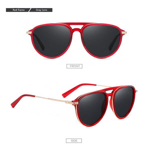 Polarized Fashionable Sunglasses for Women & Men - Zorbba
