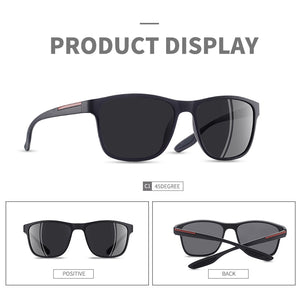 Fashionable Polarized Sunglasses for Men - Zorbba