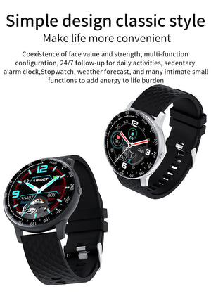 Waterproof Smartwatch 2020 - Zorbba