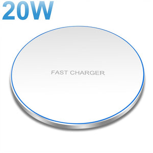 Fast Wireless Charger - Zorbba