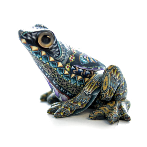 Fioré Frog Sculpture Small